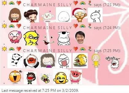 MSN Messenger Emoticons Craze