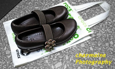 lexi brown - My New Shoe - Crocs Lexi