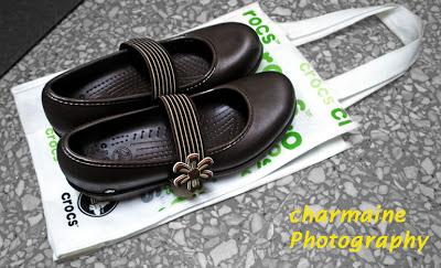 My New Shoe - Crocs Lexi 1
