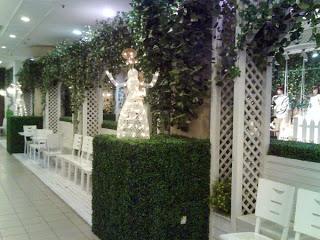 Christmas Dinner @ Gardens Cafe, 1 Utama 4