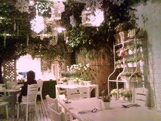 Christmas Dinner @ Gardens Cafe, 1 Utama 7