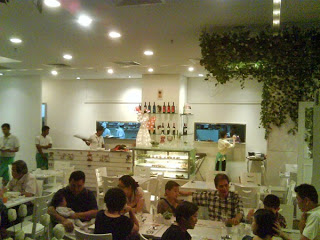 Christmas Dinner @ Gardens Cafe, 1 Utama 9