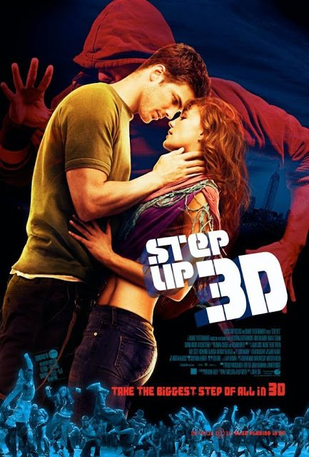 step up 3d poster - Tribute to Step Up 3D