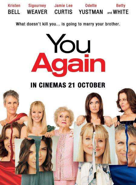 youagain poster | You Again?