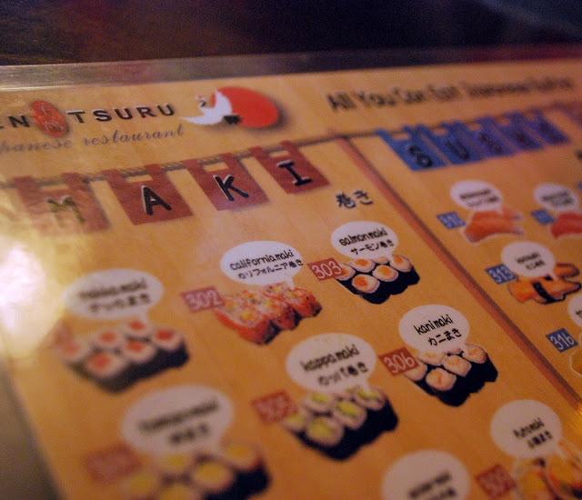 Food Review: Sen Tsuru @ Palm Spring, Damansara 4