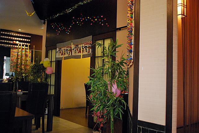 DSC 0044   Food Review: Sen Tsuru @ Palm Spring, Damansara
