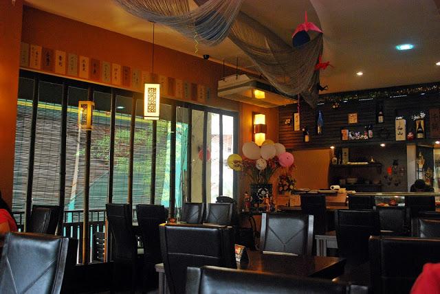 DSC 0045   Food Review: Sen Tsuru @ Palm Spring, Damansara