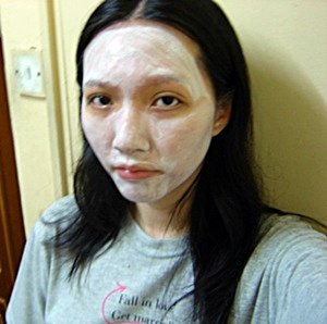 Natio Mask | Guest Review for Natio Clay & Plant Face Mask Purifier