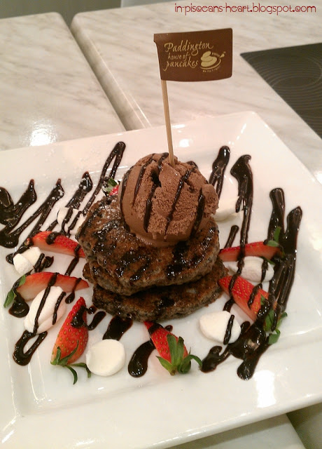 Food Review: Paddington House of Pancakes @ The Gardens, Mid Valley City 1