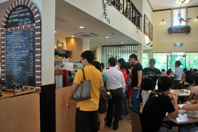 DSC 0033 | Food Review: Levain Boulangerie & Patisserie @ Jalan Imbi