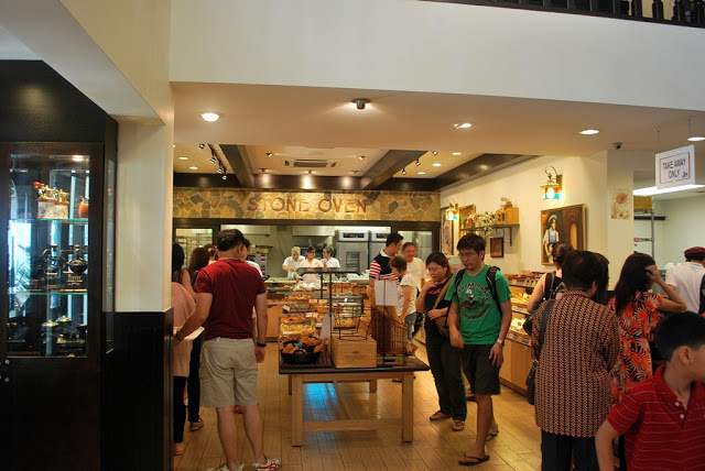 Food Review: Levain Boulangerie & Patisserie @ Jalan Imbi 6