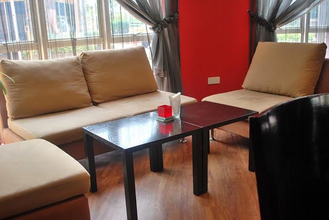 Friendscino - Casual seats
