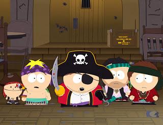 south park pirates | I'm a Pirate, Take Me To Stranger Tides!