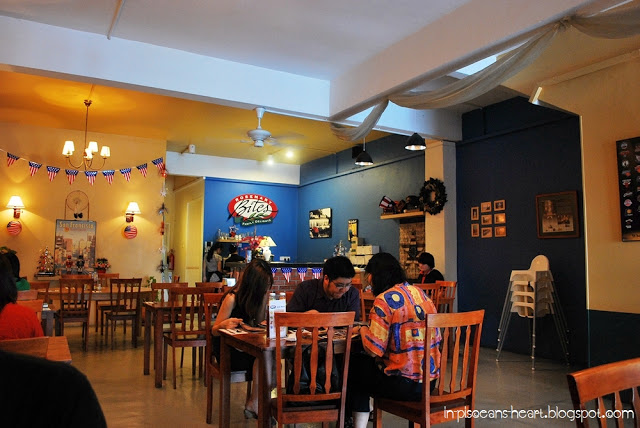 Food Review: Rosemary Bites Restaurant @ Aman Suria 5
