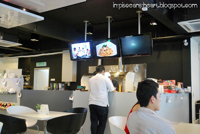 DSC 0056 | Food Review: Coffee Chemistry Cafe @ Sunway Giza Mall