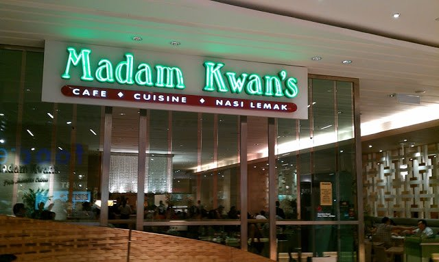 IMAG0073 | Food Review: Madam Kwan's Restaurant @ Pavilion, Kuala Lumpur