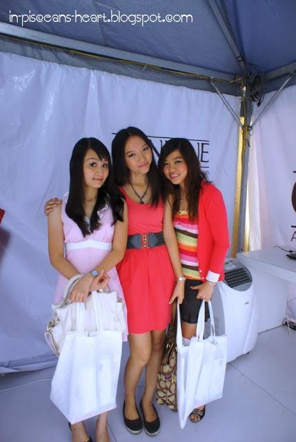 3ofus2 | Event: Clinique Star Tour 2011