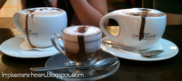 All - Food Review: Theobroma Chocolate Lounge @ 1 Utama