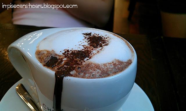 Ms. Coco - Food Review: Theobroma Chocolate Lounge @ 1 Utama