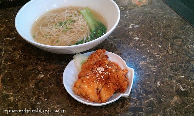 IMAG0047 - Food Review: Little Taiwan @ Cineleisure e@Curve, Mutiara Damansara