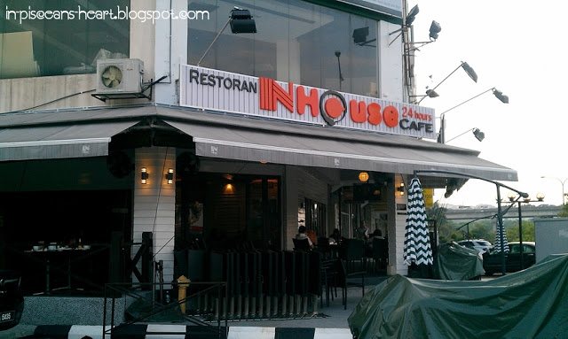 IMAG0182 | Food Review: In House Cafe @ Sri Bahtera (Opposite Midah)