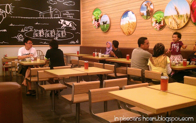 Food Review: The Spaghetti Farm @ Mid Valley Megamall 2