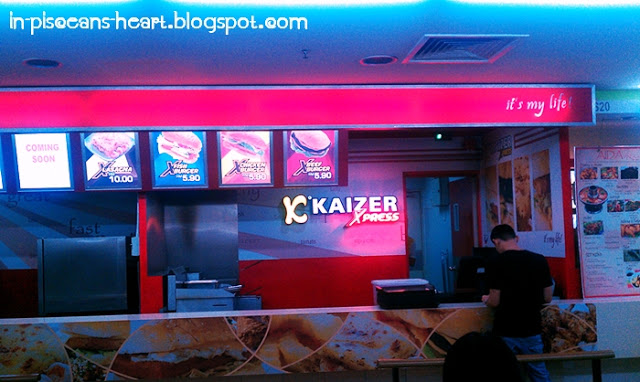Food Review: Kaizer Express @ Oasis Food Court, Mid Valley Megamall 1