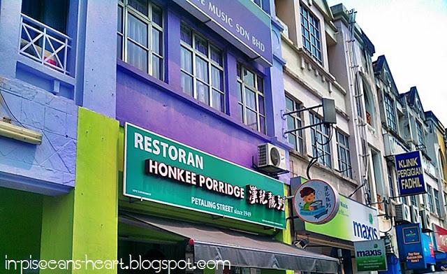 Honkee Porridge