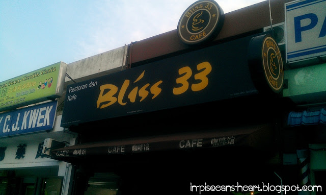 Food Review: Bliss 33 Cafe @ USJ 2, Subang Jaya 7