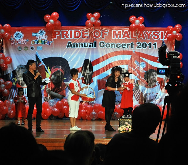 Smart Reader Kids Metro Prima, Kepong Annual Concert 2011 4