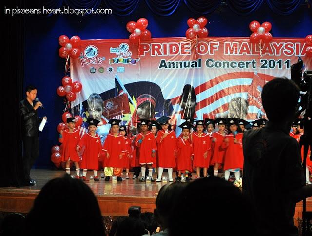 Smart Reader Kids Metro Prima, Kepong Annual Concert 2011 5