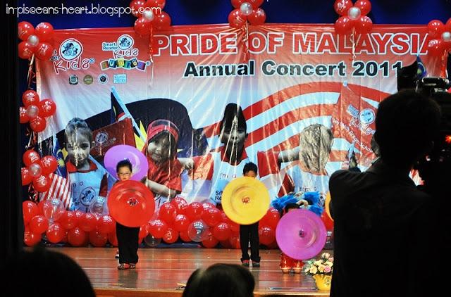 Smart Reader Kids Metro Prima, Kepong Annual Concert 2011 6