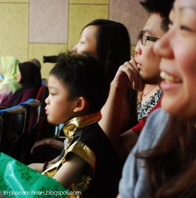 Smart Reader Kids Metro Prima, Kepong Annual Concert 2011 12