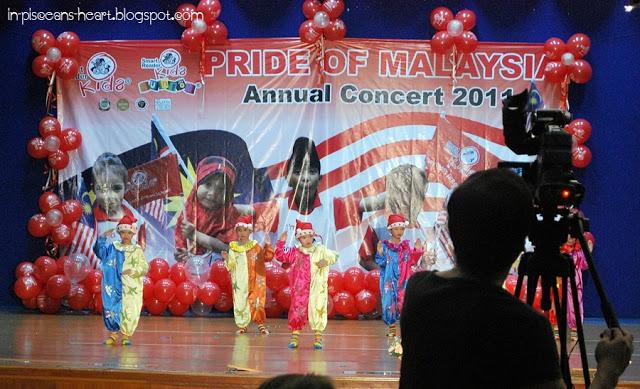 Smart Reader Kids Metro Prima, Kepong Annual Concert 2011 14