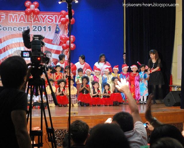 Smart Reader Kids Metro Prima, Kepong Annual Concert 2011 17