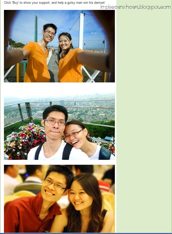 Groupon Proposal 4 | A Grouposal: Mei Chen, Will You Marry Me? From Loke Hing Seong