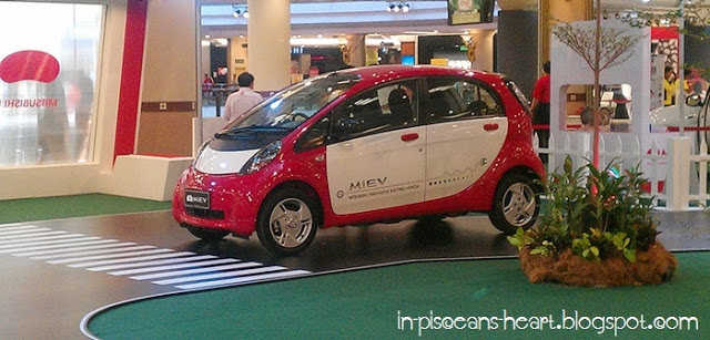 Mitsubishi i-MiEV in Malaysia! 2