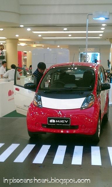 IMAG0986 | Mitsubishi i-MiEV in Malaysia!
