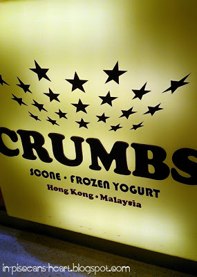 IMAG1106 | Frozen Yogurt @ Crumbs, Pavilion