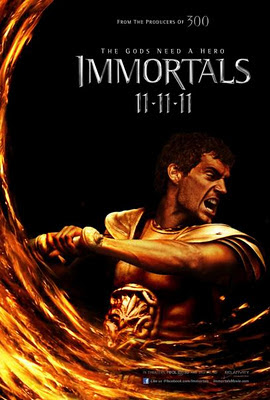 Movie Review: Immortals (2011) 1