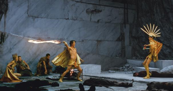 Movie Review: Immortals (2011) 3