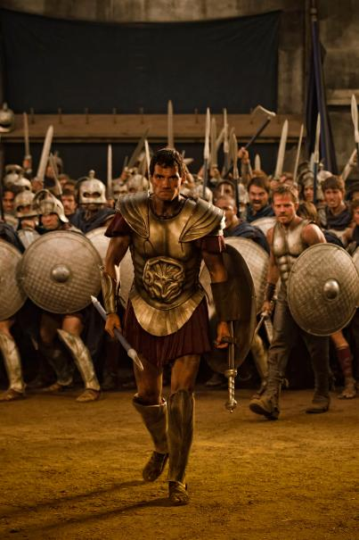 Movie Review: Immortals (2011) 6