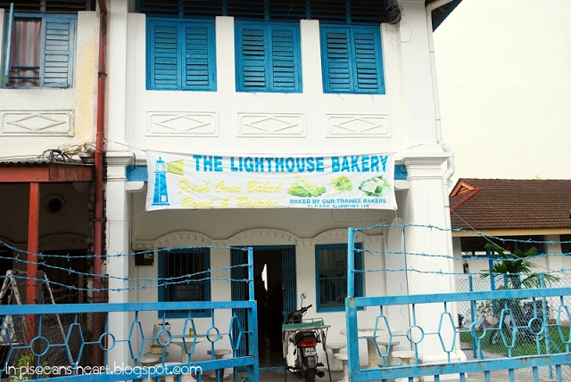 The Lighthouse Cafe & Bakery @ St. Francis Xavier Church, Penang 10