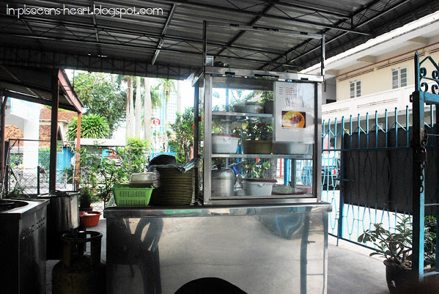 The Lighthouse Cafe & Bakery @ St. Francis Xavier Church, Penang 8
