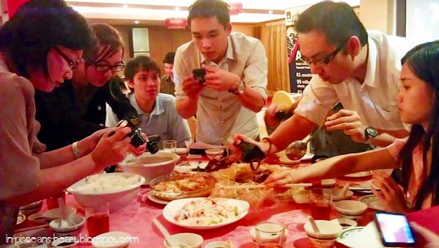 AXA Preview & Dinner @ Kam Lun Tai Restaurant, Sri Petaling 14