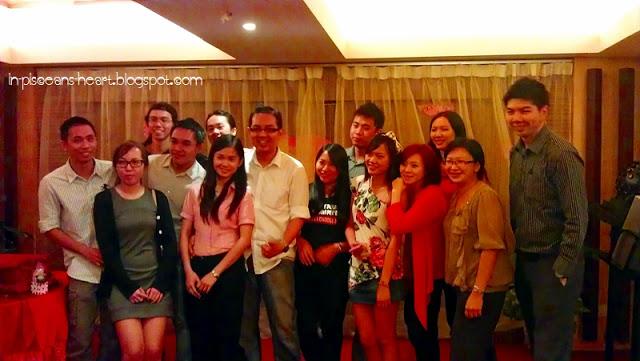 AXA Preview & Dinner @ Kam Lun Tai Restaurant, Sri Petaling 15
