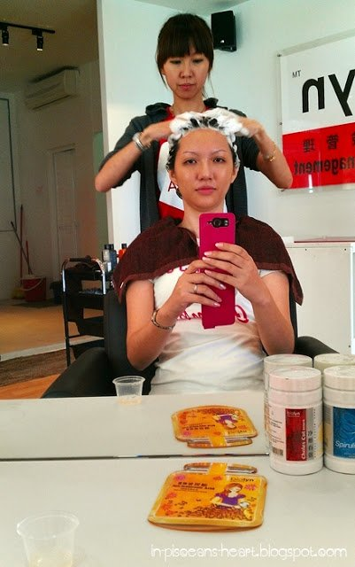 IMAG1359   Biolyn Hair Spa @ South City, Seri Kembangan