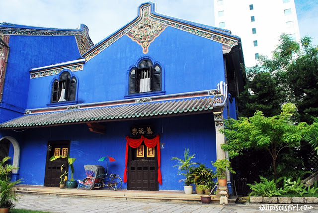 Cheong Fatt Tze Mansion #1