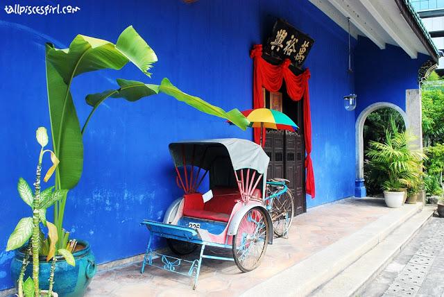 Cheong Fatt Tze Mansion @ Penang 6
