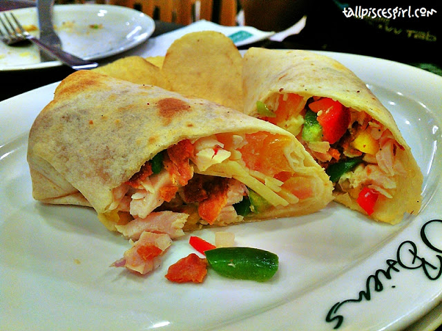 Food Review: O'Briens Irish Sandwich Cafe @ Mid Valley Megamall 14